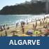 web sobre el Algarve