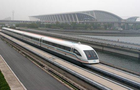 Maglev Shanghai