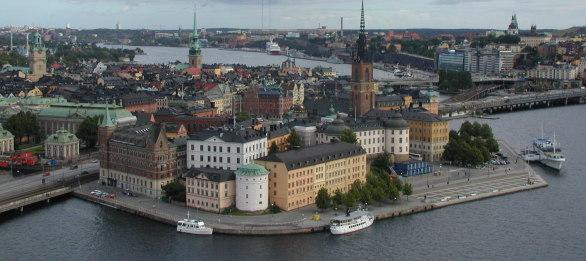 Turismo en Estocolmo