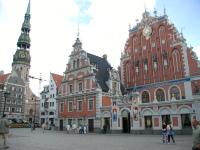 Riga Turismo - Centro histórico