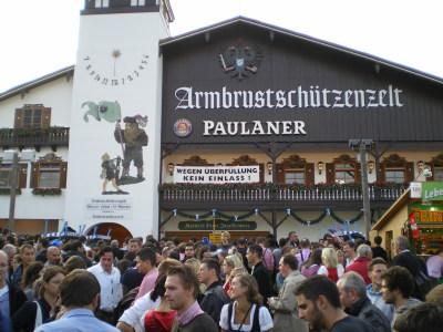 Oktoberfest en fin de semana