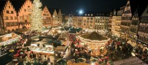 Mercado de Navidad Frankfurt
