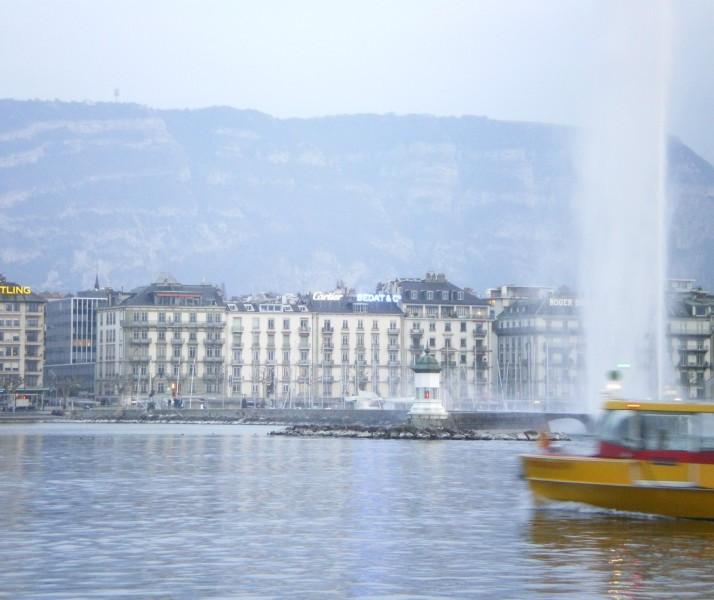 Ginebra turismo