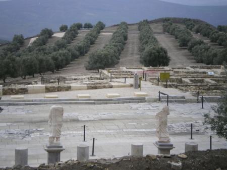 Torreparedones ciudad romana