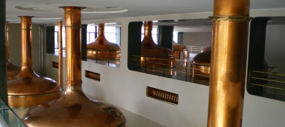 Fábrica Pilsner Urquell