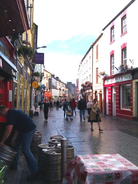 Galway - Oeste de Irlanda