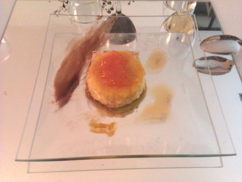 Gastronomía del Algarve - Tartaleta de naranja