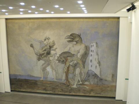 Minotauro de Picasso - Arte en Toulouse