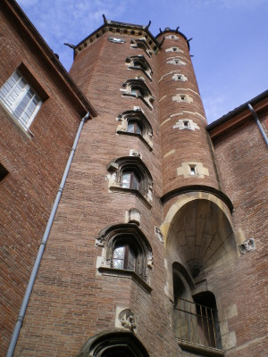 Torre Capitular en Toulouse