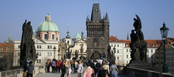 Puente de San Carlos (Praga)