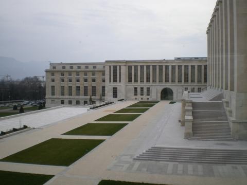 Sociedad de Naciones Ginebra