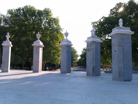 Puerta del Rey