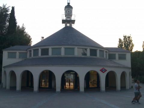 Estación de Lago