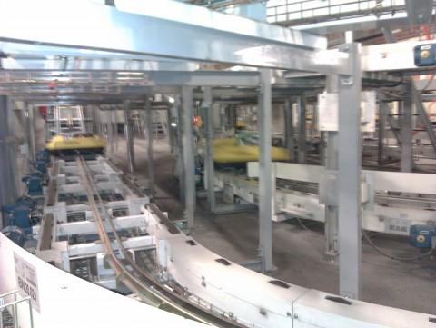 Sistema de equipajes en Barajas