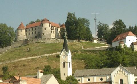 Vistas desde el tren Zagreb-Ljubljana