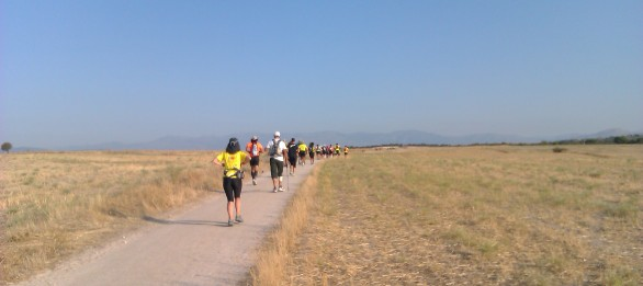 100 km Madrid Segovia