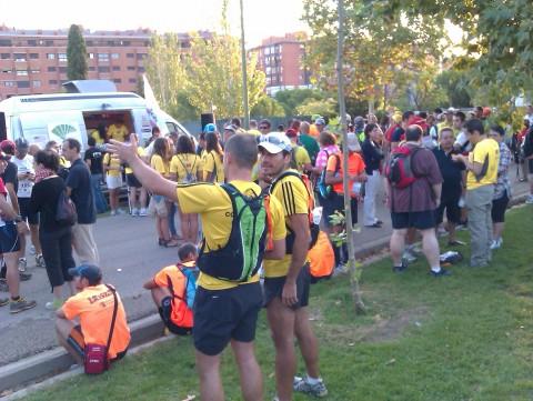 100 km Madrid-Segovia