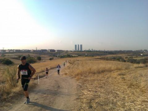 100 km en 24 horas Madrid-Segovia