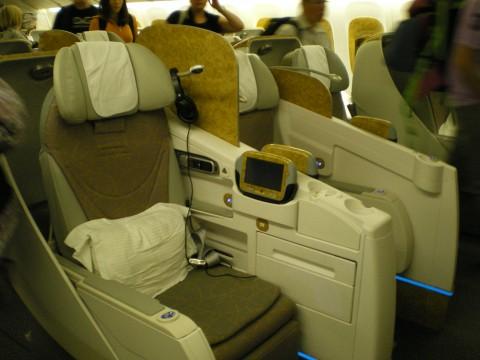 Emirates Madrid Tokio
