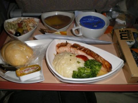 Comida Emirates
