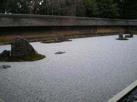 Jardín Zen Kyoto