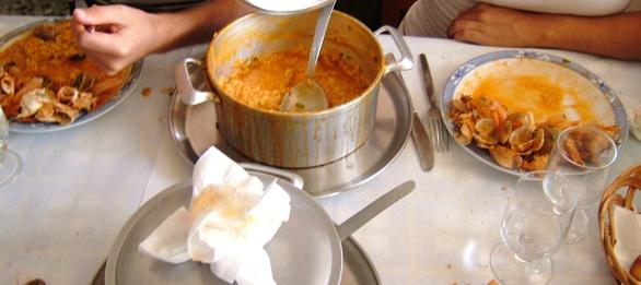 Dónde comer en Lisboa - Restaurante Río Coura