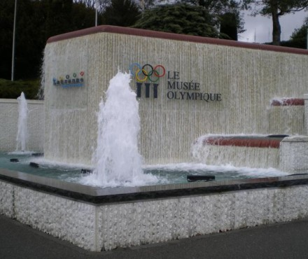 Museo Olimpico Lausanne