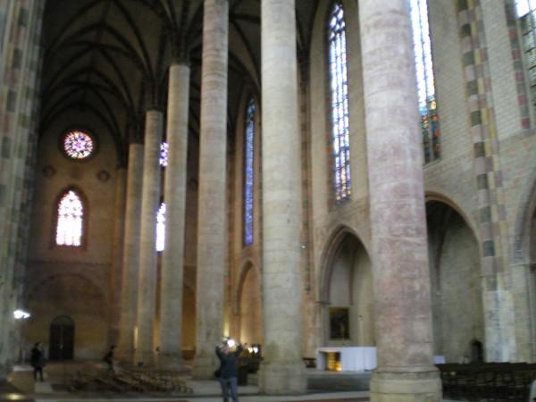 Iglesias de Toulouse - Jacobinos