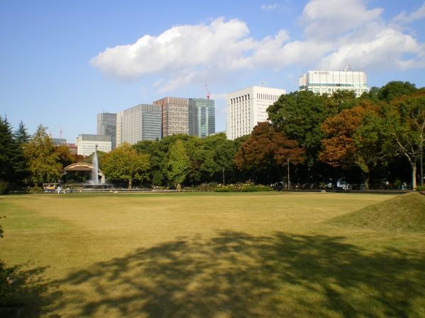 Parques Tokio
