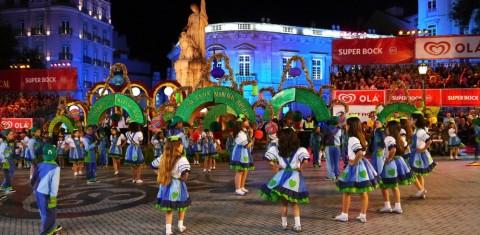 Marchas populares de Lisboa - Fiestas de San Antonio