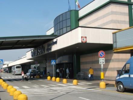 Aeropuerto Bergamo Orio al Serio