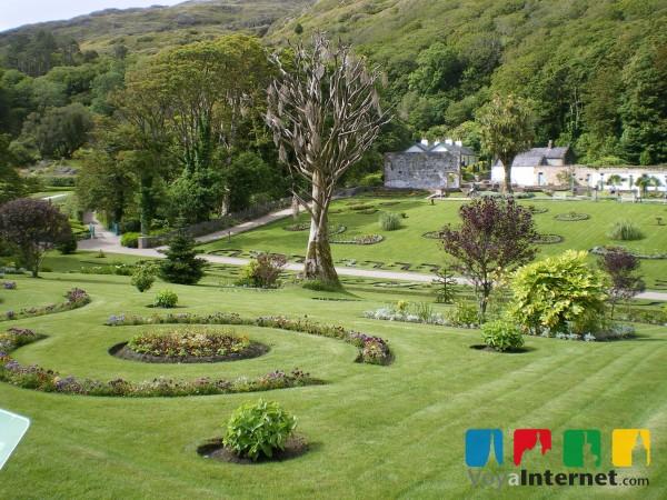 Victorian Gardens Abadía Kylemore