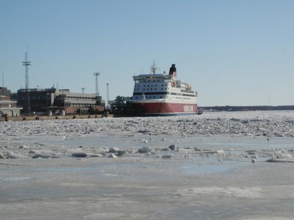 Invierno en Helsinki