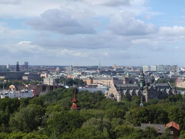 Verano Estocolmo