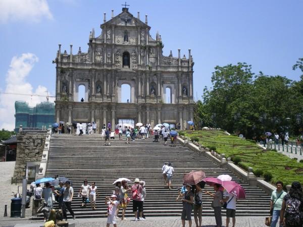 Iglesia de San Pablo Macao