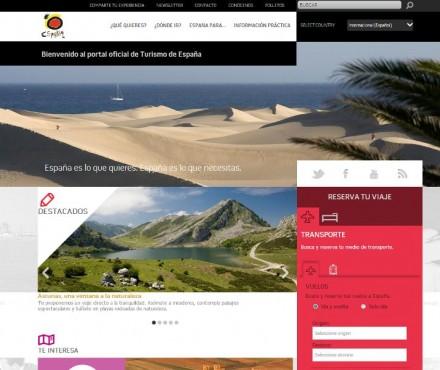 Spain.info Marca España
