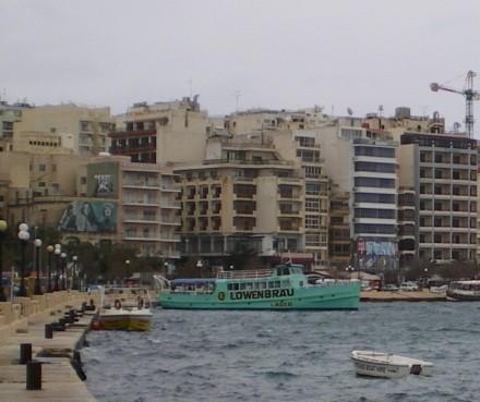Ferry Sliema Valeta