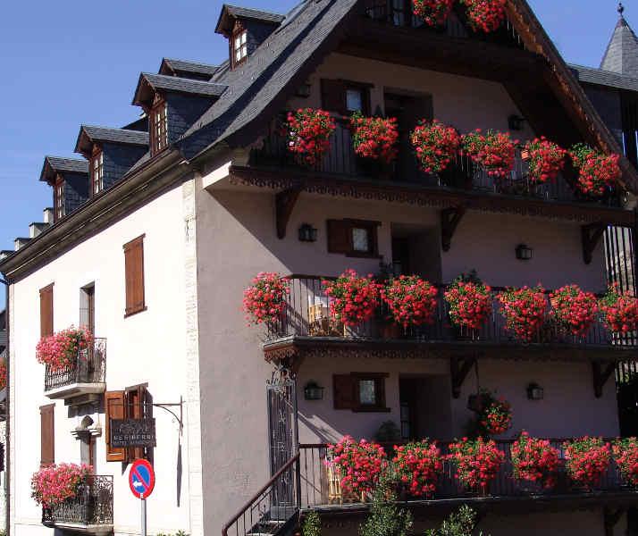 Hoteles encanto Valle Aran