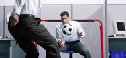 Futbol y Trabajo