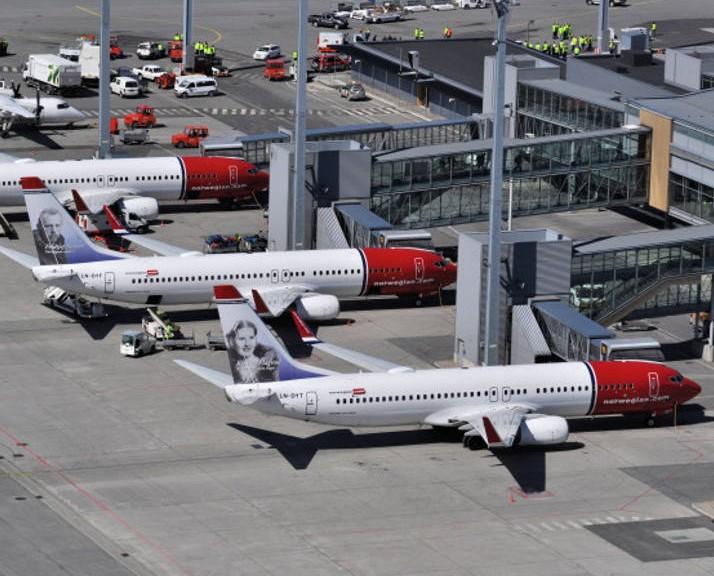 Norwegian una low cost para revitalizar barajas d nde for Oficina ryanair madrid
