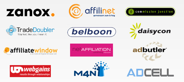 Redes de afiliación